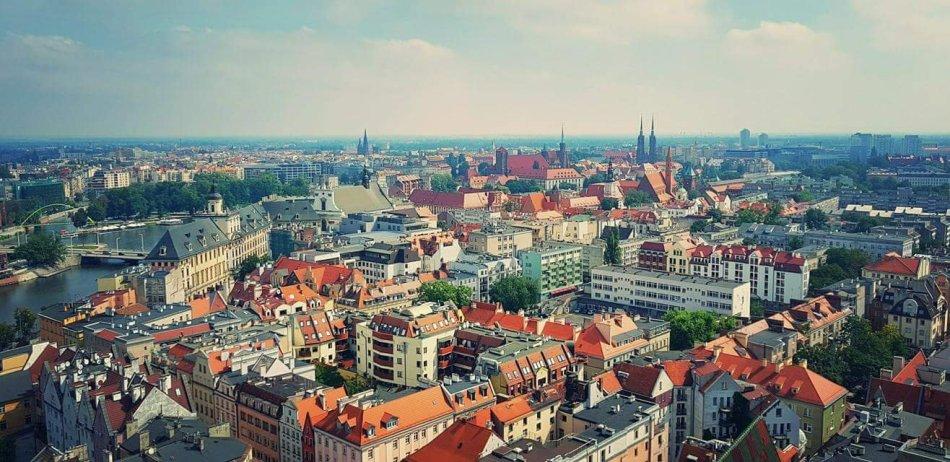 Wrocław i moje wakacje 2017