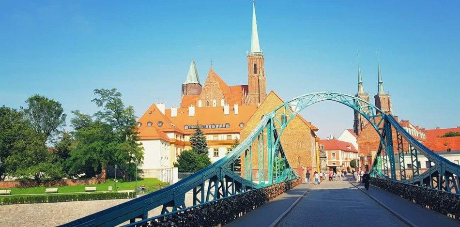 Wakacje 2017 i Wrocław