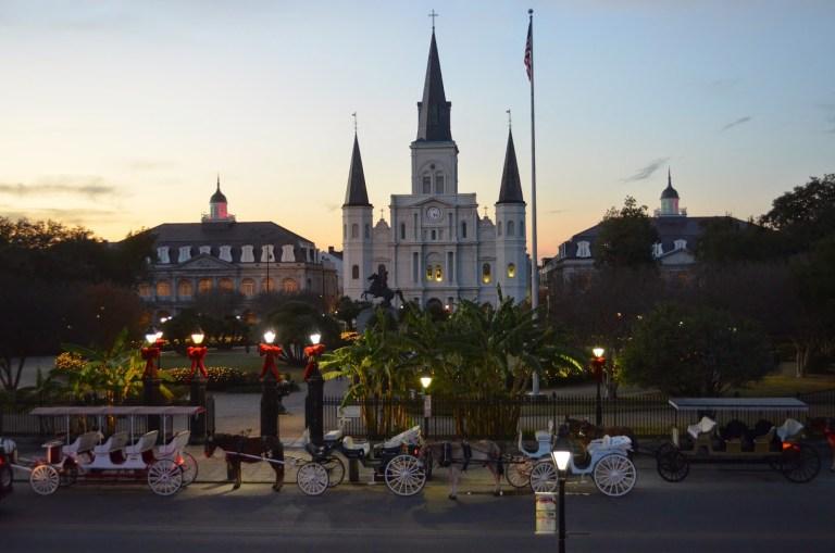 Katedra Sw. Alberta w Nowym Orleanie