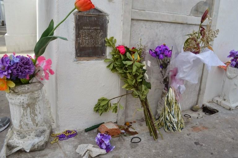 Grób Marie Lavau w Nowym Orleanie