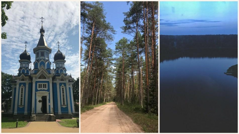 wakacje na Litwie - Druskienniki