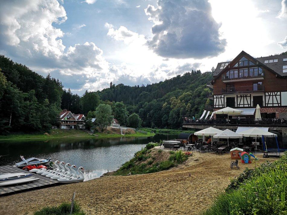 Perełki Dolnego Śląska - hotel Maria Antonina w Zagórzu Śląskim
