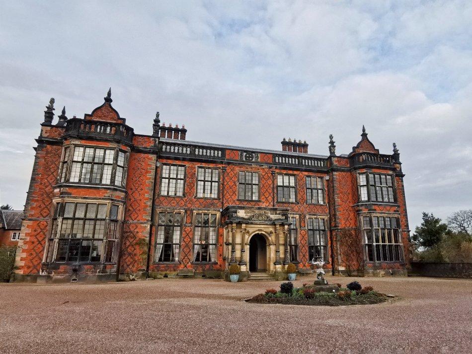 Pałac Arley Hall