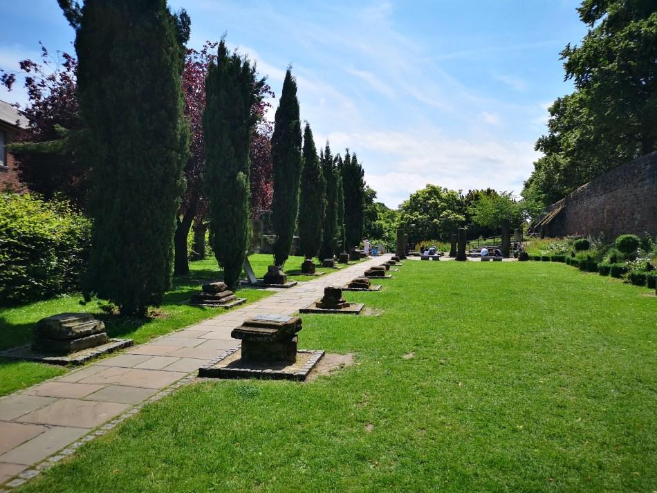 Roman Gardens  w Chester