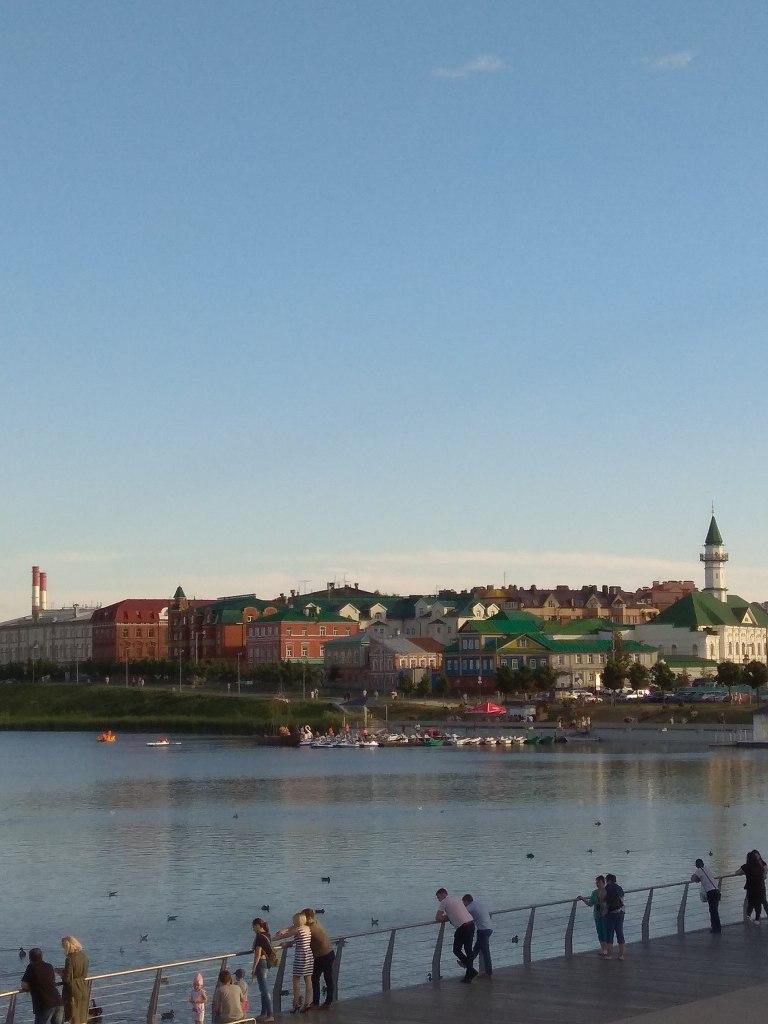 jezioro w Kazaniu