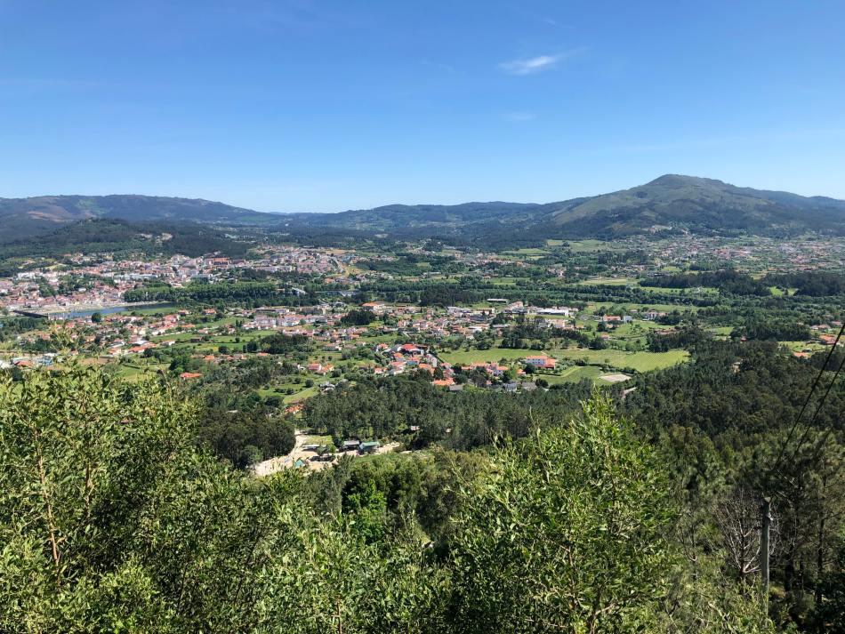 Wzgórza w Portugalii