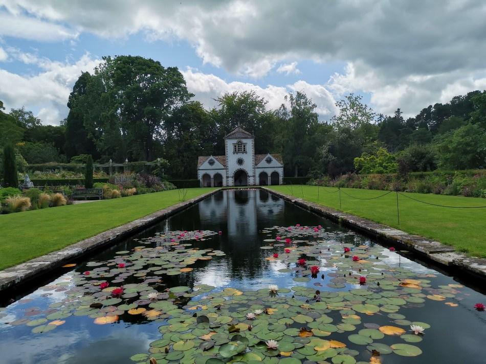 lato, lato i po lecie - Bodnant Garden