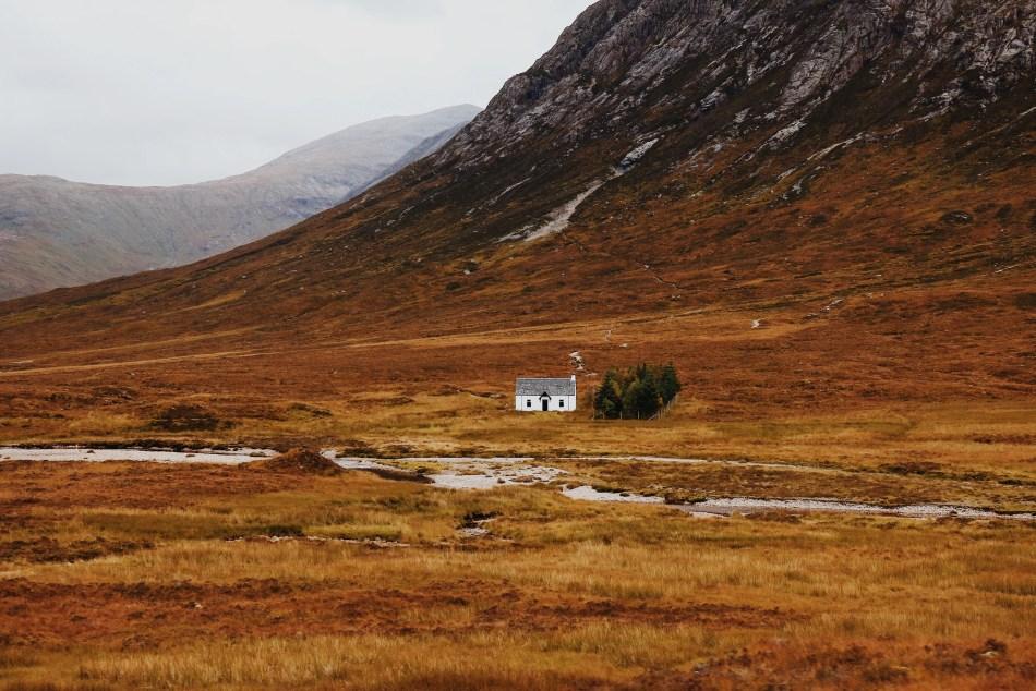 Szkockie bezdroża