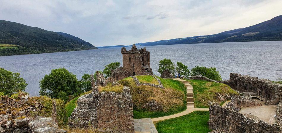 Szukamy potwora z Loch Ness