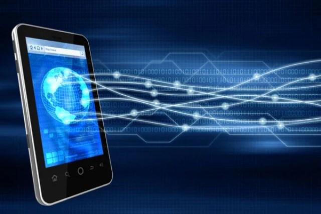 Mobile LTE 4G data cellular
