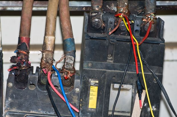 Electric Meter Wiring Heat This Is How People Steal Electricity In South Africa