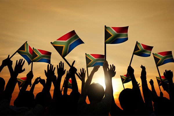 Proudly South African Flags