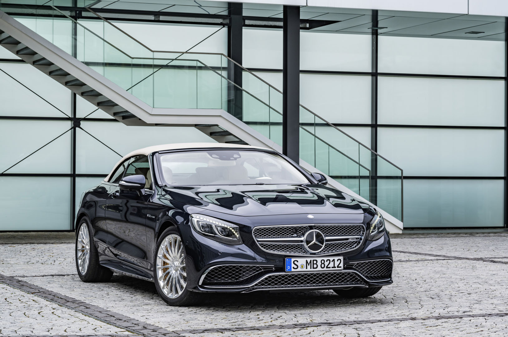 New Mercedes S65 Amg Convertible  Beautiful V12 Beast