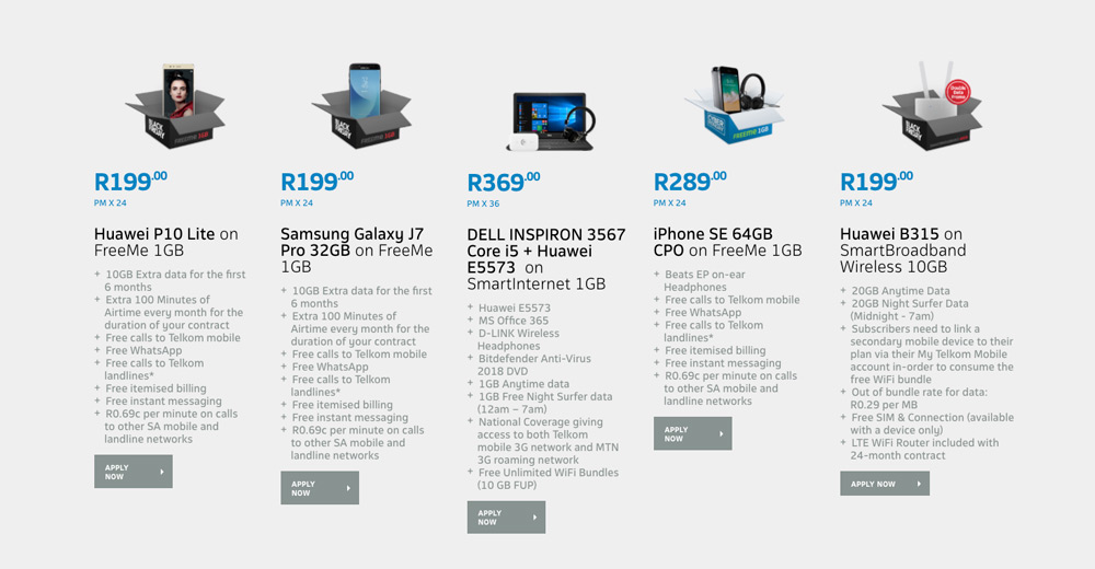 Best Cyber Monday 2017 deals in South Africa