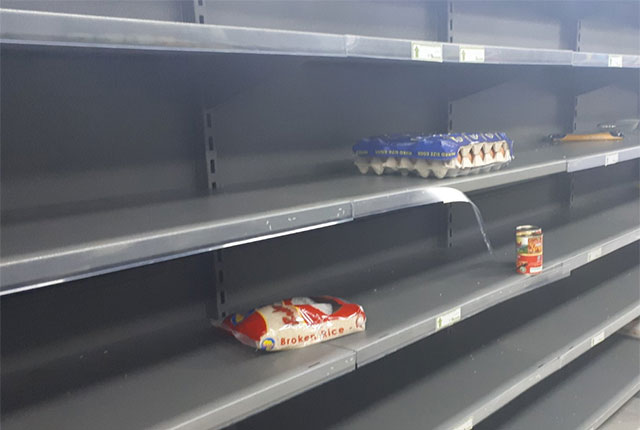 Zimbabwe economic crisis – Photos show how bad it really is