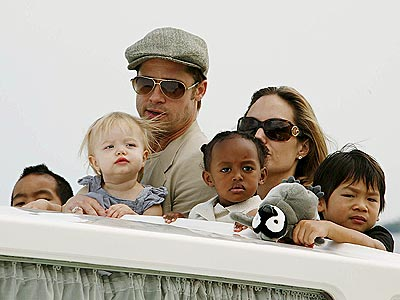 Post image for Angelina Jolie & Brad Pitt Don't Let Their Kids Google Them—And For Good Reason