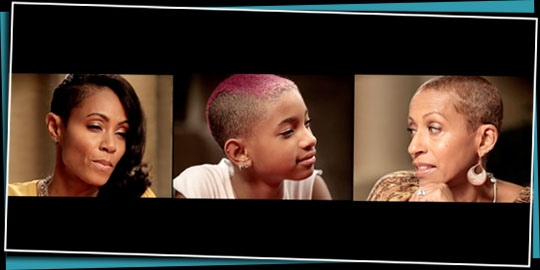 Post image for Jada Pinkett-Smith Explains Willow Smith's Independence, Quirkiness In Red Table Talk Series