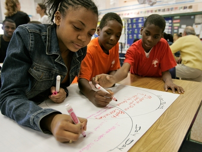 Post image for Black Parents Want GOOD Teachers, Not Necessarily Black Ones