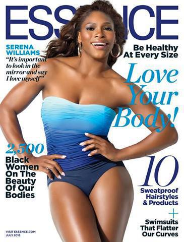 Post image for My Serena Williams Essence Cover Story: Talking Tennis, Curves & Loving Yourself Completely