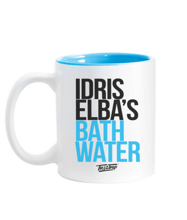 Idris Elba' Bath Water Mug_Tees in the Trap