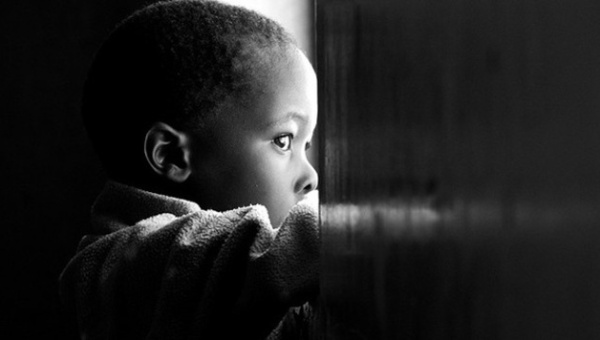 black children and suicide