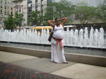 travelling pregnant