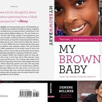 new black parenting book: My Brown Baby