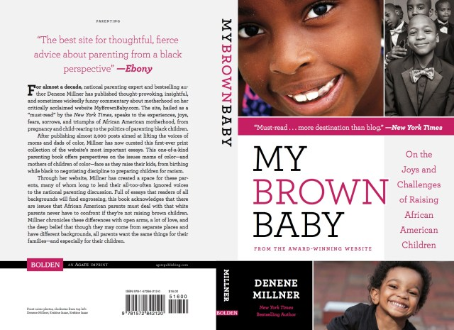 new black parenting book: My Brown Baby