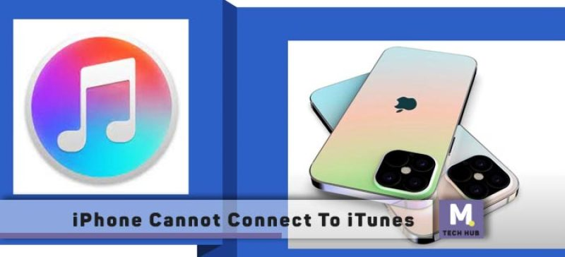 iPhone Cannot Connect To iTunes
