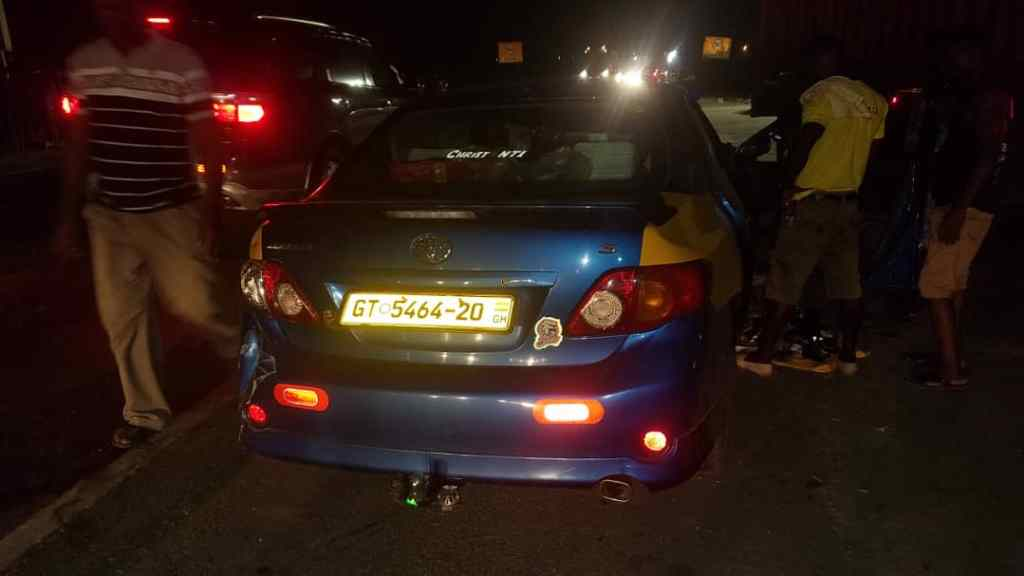 Scores of Passengers Injured In Near-Fatal Accident at Suhum – Amanase 4
