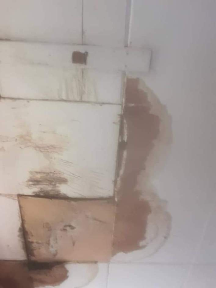 Atua Gov't Hospital Urinal Very Unhygienic 1