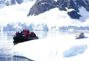 남극 크루즈여행