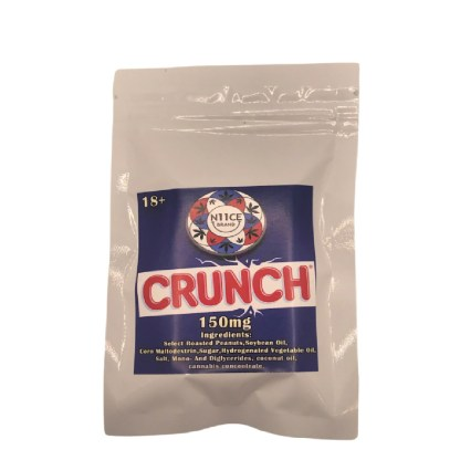 crunch thc chocolate