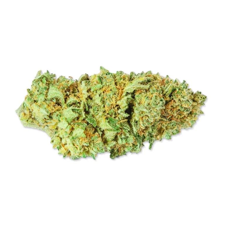Incroyable fleur de cbd Mybud Haze, Puissante et apaisante