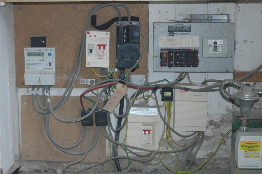 Mk Garage Consumer Unit Wiring Diagram