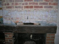 Brick Fireplace Restoration - Bricklaying job in Horsham ...