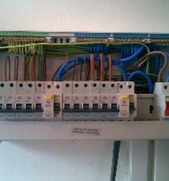 electrical installations fully loaded 17th edition fuse board central contractors midlands ltd 100 feedback [ 1000 x 800 Pixel ]