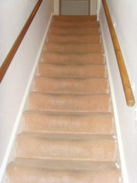Stairs and landing carpet fitting - Carpet Fitting job in ...