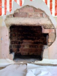 Opening up fireplace for a wood burning stove - Chimneys ...