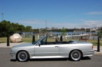 BMW E30 M3 convertible tribute, full paint job and ...