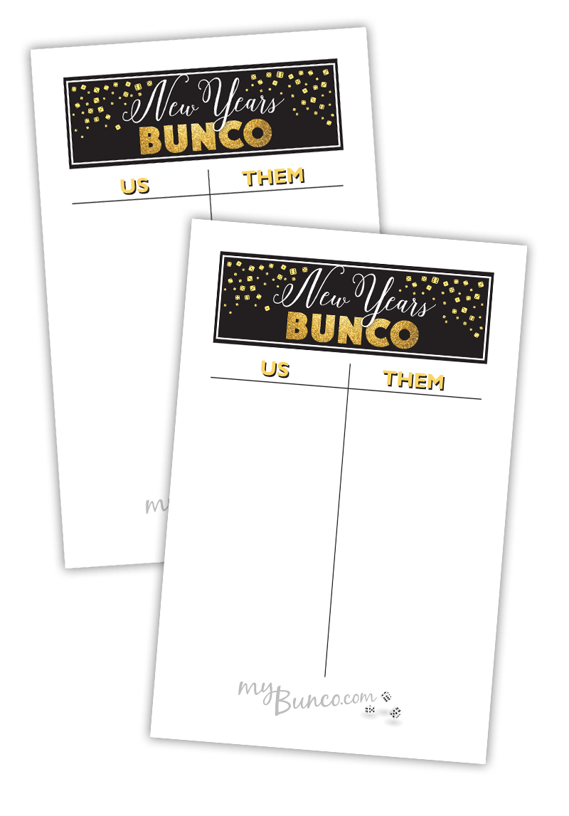 image relating to Bunco Rules Printable identify printable Archives My Bunco