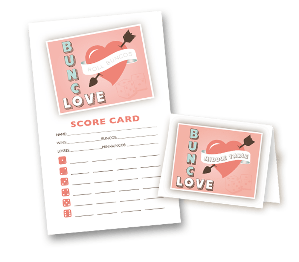 graphic about Bunco Rules Printable called printable Archives My Bunco