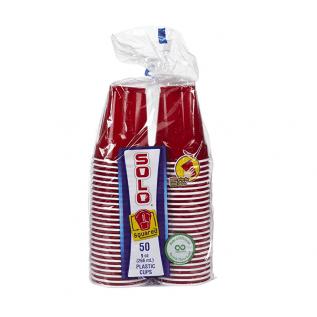 Red Solo Cups – White Trash Bunco Bash