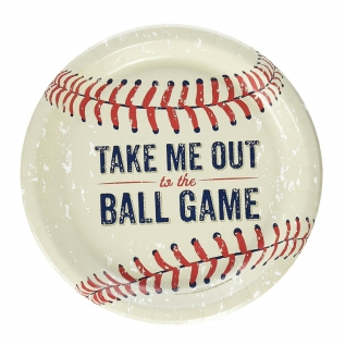 Baseball Time Party Supplies