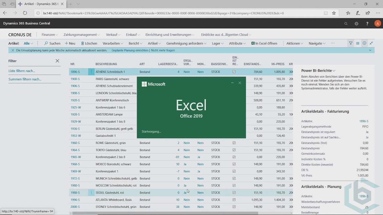You are currently viewing Listen in Excel