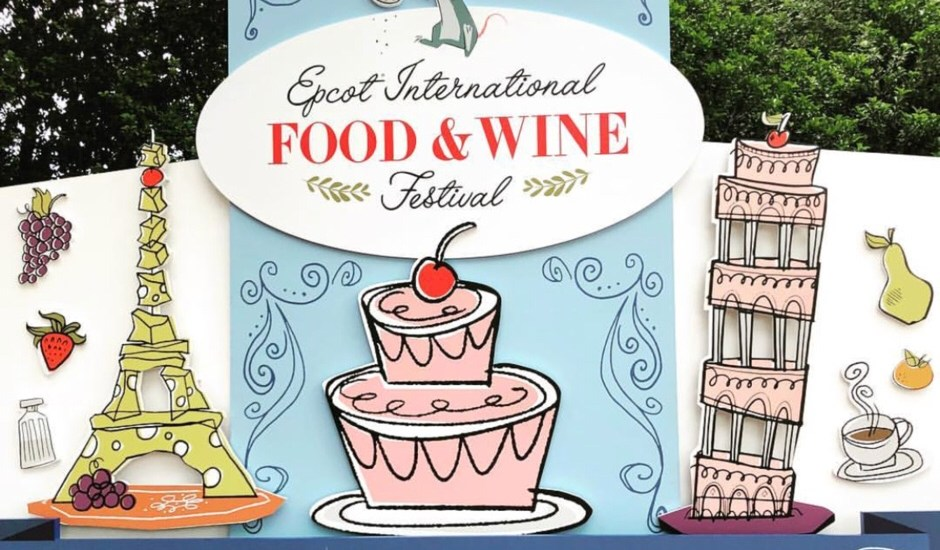 Epcot Food and Wine Fest (2018)