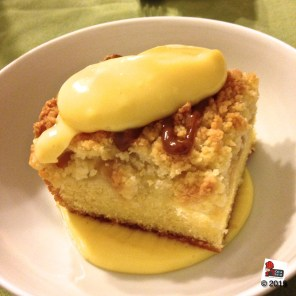 Apple crumble cake http://wp.me/p2x5x0-1lc