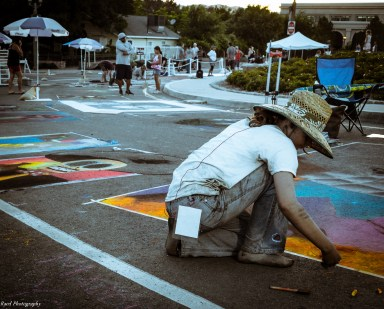 The Old Town Temecula Street Painting Festival
