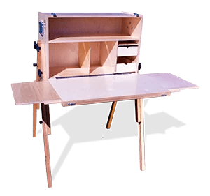My Camp Kitchen Outdoorsman Baltic Birch (Front with Extenders)