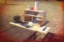 My Camp Kitchen Patrol Box for Scouting